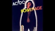 Ac Dc - Powerage - Цял Албум