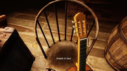 Bioshock Infinite - Песента На Елизабет