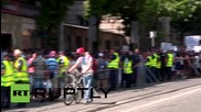 Bulgaria: Thousands protest electricity price hike in Sofia