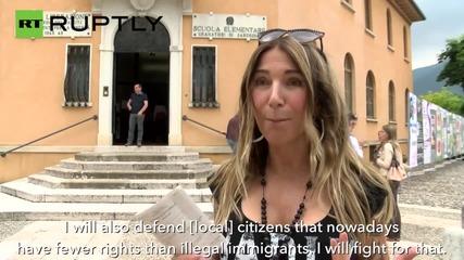Would You Vote for Putin? Adelina Putin Runs in Italian Regional Election