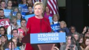 USA: 'There is no case here' – Clinton addresses latest FBI letter