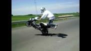 Zbk Aerox Stunt Practice