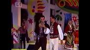 Боби Бакалов - Кумови гости Пирин фолк (1994)