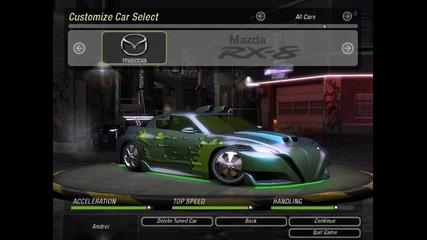 Need for Speed Underground 2 - My Car