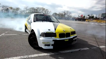 Bmw E36 M3 Drift - Vladislav Simeonov - The Hound