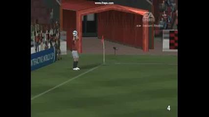 Fifa 08 - Готин Гол