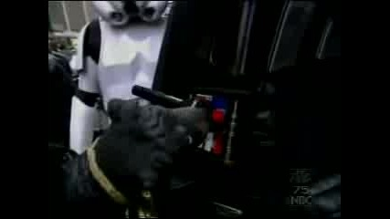 Triumph The Insult Comic Dog  - Star Wars