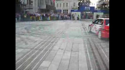 Откриване на Рали Вида - M - tel rally team