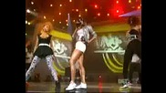Nelly ft Ciara & JD - Stepped On My Js & Nelly ft. Fergie - Party People (BET Awards 2008)