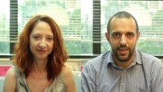 #азсъмплюседин с Красимира Величкова и Михаил Стефанов