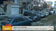 ОБИР ЗА 60 СЕКУНДИ: Крадци разбиват автомобили във Варна