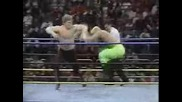 Sting vs. Bruiser Mastino ( Kane ) - Wcw Saturday Night 03/06/1993