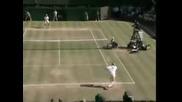 Wimbledon 1995 : Агаси - Бекер