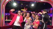 Dancing Stars - Как финалистите на Dancing stars правят фотосесия