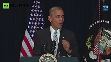 Police Killings 'Not Just a Black Issue' but 'An American Issue' - Obama