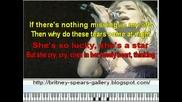 Britney Spears - Lucky (karaoke)