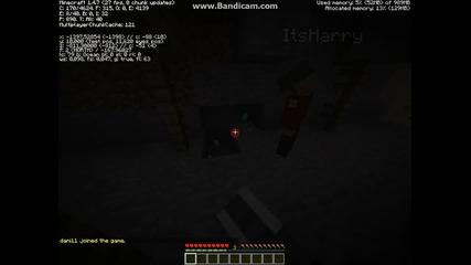 Намирана на диаманти в minecraft 2