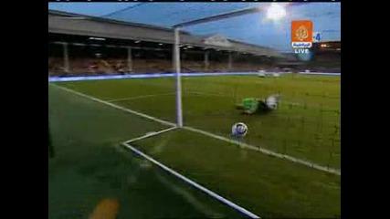 Fulham - Man Utd 0:2 Tevez.avi