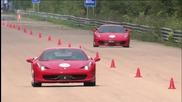 Ferrari 458 iitalia vs Ferrari F430