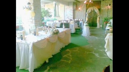 Сватбена украса от Денза, гр. Шумен