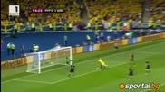 Украйна - Швеция 2-1 Шоу на Шевченко И Ибрахимович