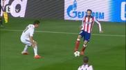 Атлетико Мадрид 0 - 0 Реал Мадрид ( шампионска лига ) ( 14/04/2015 )