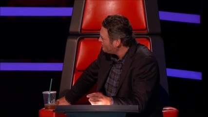 The Voice - Blind Auditions Season 6 Funny Moments