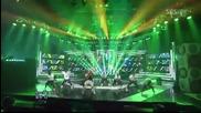 (hd) Jj Project - Bounce ~ Inkigayo (03.06.2012)