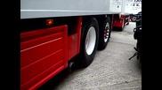 Scania R560 V8 Truck Show Serres 2013