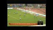 Аржентина надви Италия като гост с 2:1