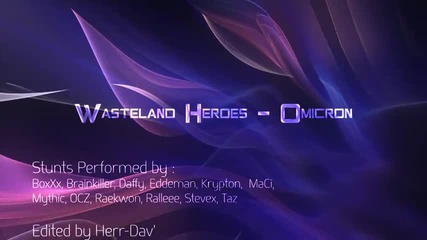 Wasteland Heroes - Omicron
