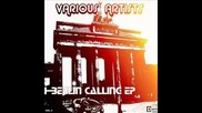 Tommi Bass And Mokujin We Are Berlin (original Mix)