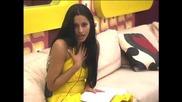 Big Brother изпитва Таня и и дава мисия, в която трябва да разкаже на Съквартирантите какво знае  по богословие.