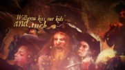Ye Banished Privateers - I Dream Of You // Official Lyric Video