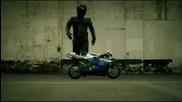Забавна реклама с Ghost Rider