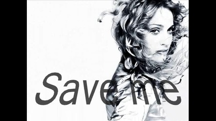 (2010) Madonna - Save me