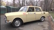 Москвич 2138 Такси - тест драйв
