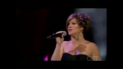 Kelly Clarkson and Martina Mc Bride Does he love you