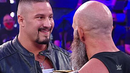 Tommaso Ciampa and Bron Breakker look to write next chapter of NXT: WWE NXT, Oct. 26, 2021