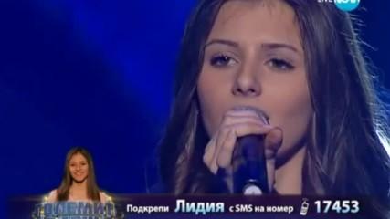 Лидия Стаматова (българска песен) - Големите надежди 1/2-финал - 21.05.2014 г.