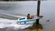 Зверски катастрофи с лодки