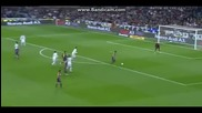 Real Madrid Vs. Barcelona 1-1 All Goals 30.01.2013