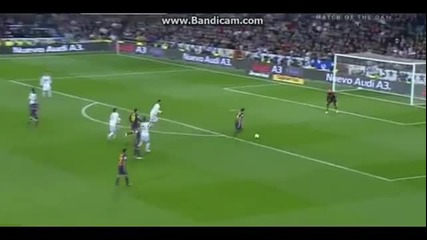 Real Madrid Vs. Barcelona 1-1 All Goals 30.01.2013