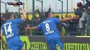 Ботев ( пд ) 0 - 3 Левски ( 23/11/2014 )