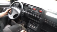 Лудо каране с Golf 2 Vr6 Turbo
