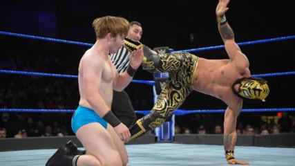 Lince Dorado vs. Gentleman Jack Gallagher: WWE 205 Live, Feb. 12, 2019