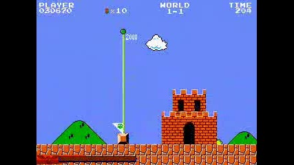 Психопат Разрушава Света На Супер Марио