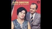 Vaska Ilieva I Aleksandar Sarievski - Sobrale Mi Se Svatovi