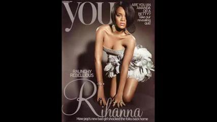 Риана в списанията