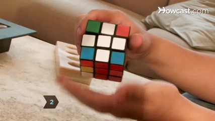 Как да подредим кубчето на рубик